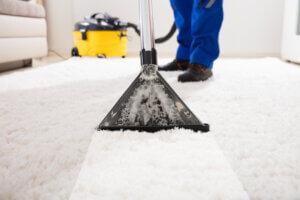 regular carpet cleanings