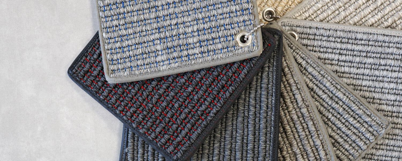Braid Weave Samples