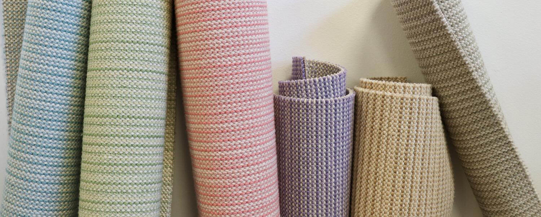 Pastel Carpet Rolls