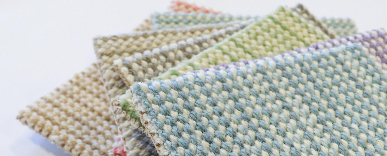 Pastel Carpet Samples
