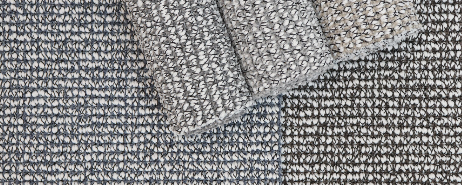 Moquette Grey And Black