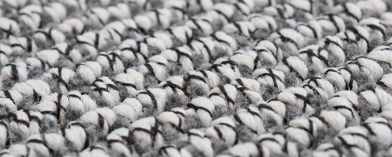 Black White And Grey Moquette Carrara